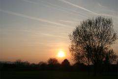Aulage-Sunset